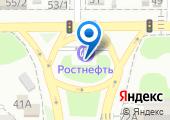 АЗС Ростнефть на карте