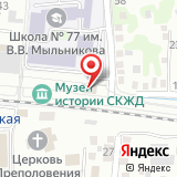 Музей железнодорожной техники СКЖД под открытым небом