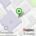 Местоположение компании Липецкий техникум общественного питания