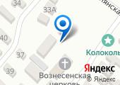 Храм Вознесения Христова на карте