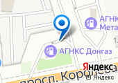 АГЗС на проспекте Королёва на карте
