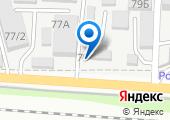 Трест на карте