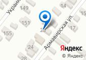 Аква-Бат на карте