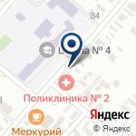 Компания Поликлиника №2 г. Батайска на карте