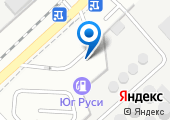 АЗС Юг Руси на карте