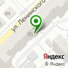 Местоположение компании Тепловой пункт