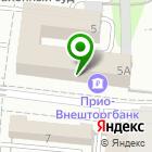 Местоположение компании Шиномонтажная мастерская №1