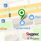 Местоположение компании Телеком-Экспресс