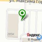 Местоположение компании Мебельраш