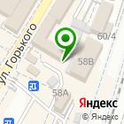 Местоположение компании Городская типография