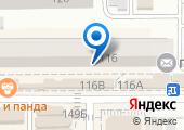 Почтовое отделение №14 на карте