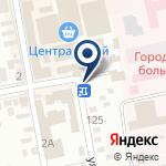 Компания Инженер на карте