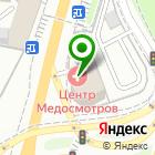 Местоположение компании ЮГ-ИНТЕР-КАРД