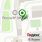 Местоположение компании АВЕНЮ
