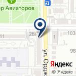 Компания БАБА КЛАВА на карте