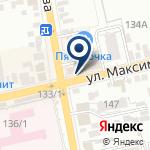 Компания Антон на карте