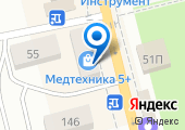 ИП Грачева А.В. на карте
