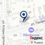 Компания БТС на карте