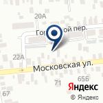 Компания Адвокат Белотелов К.А. на карте