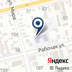 Компания Адвокат Астапова Е.В. на карте