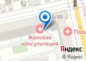 Панацея на карте