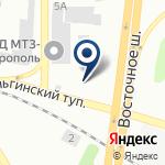 Компания МТЗ-Ставрополь на карте
