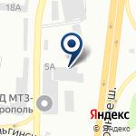 Компания Газовик на карте