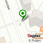 Местоположение компании Акварель