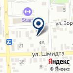 Компания Шаурма на Воровского на карте