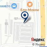 Компания ВСЕСЛАВА на карте