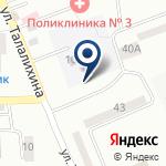 Компания Поликлиника №3 г. Батайска на карте
