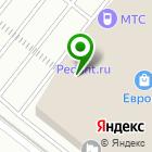 Местоположение компании DЖИН`S МИР ДИСКОНТ