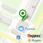 Местоположение компании Пятачек