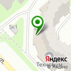 Местоположение компании Мини-гостиница на Новгородской