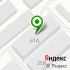 Местоположение компании Чинук