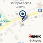 Компания Дикси на карте