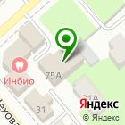 Местоположение компании РекламаСМИК