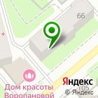 Местоположение компании СтройЭлемент