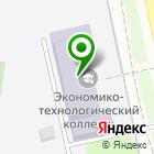 Местоположение компании Владимирский экономико-технологический колледж