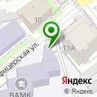 Местоположение компании Владимирский авиамеханический колледж