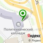 Местоположение компании Владимирский политехнический колледж