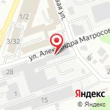Шиномонтажная мастерская на ул. Александра Матросова, 28Б