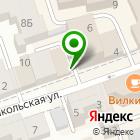 Местоположение компании Контакт-Центр