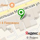 Местоположение компании Apple-ТУТ