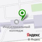 Местоположение компании Владимирский индустриальный колледж