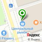 Местоположение компании Владимирский центральный рынок, МУП