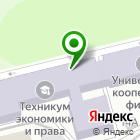 Местоположение компании Владимирский техникум экономики и права Владкоопсоюза