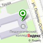 Местоположение компании Владимирский педагогический колледж