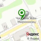 Местоположение компании Православная ярмарка