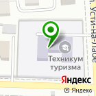 Местоположение компании Владимирский техникум туризма